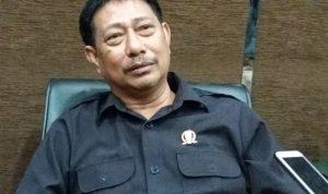 Ketua Komisi E DPRD Jatim, Hartoyo ditemui di ruang Komisi E DPRD Jatim. (panca)