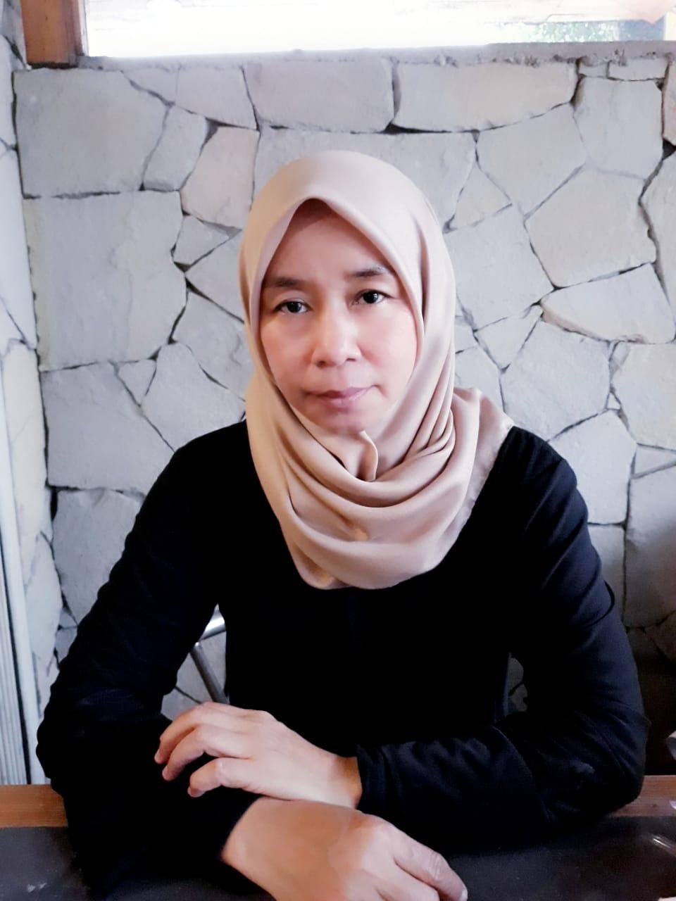 Ena Nurjanah Ketua Lembaga Perlindungan Anak GENERASI