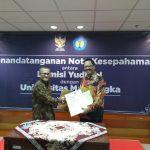 Penandatanganan Nota Kesepahaman antara Komisi Yudisial dengan Universitas Majalengka