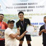 Gubenur Jawa Barat Ridwan Kamil