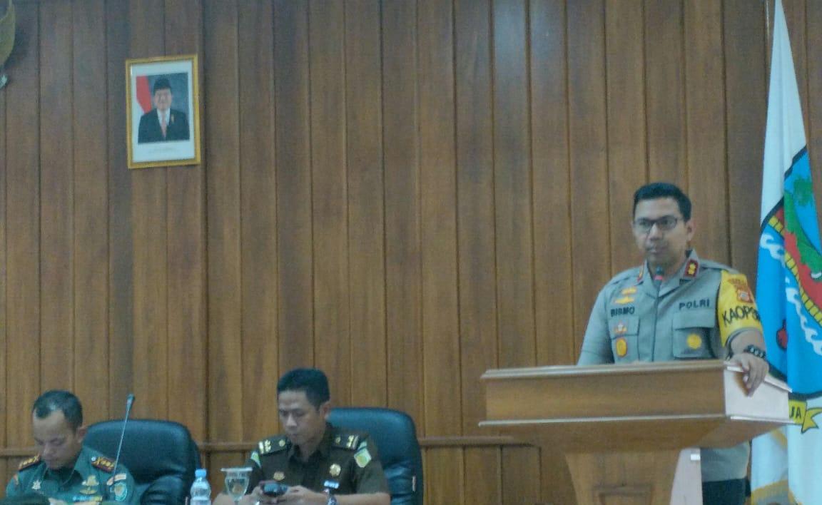 Kapolres Ciamis AKBP Bismo Teguh Prakoso S.H., S.I.K., M.H.,