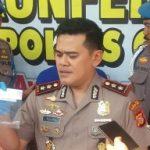 Kapolres Cirebon Kota AKBP Roland Ronaldy.