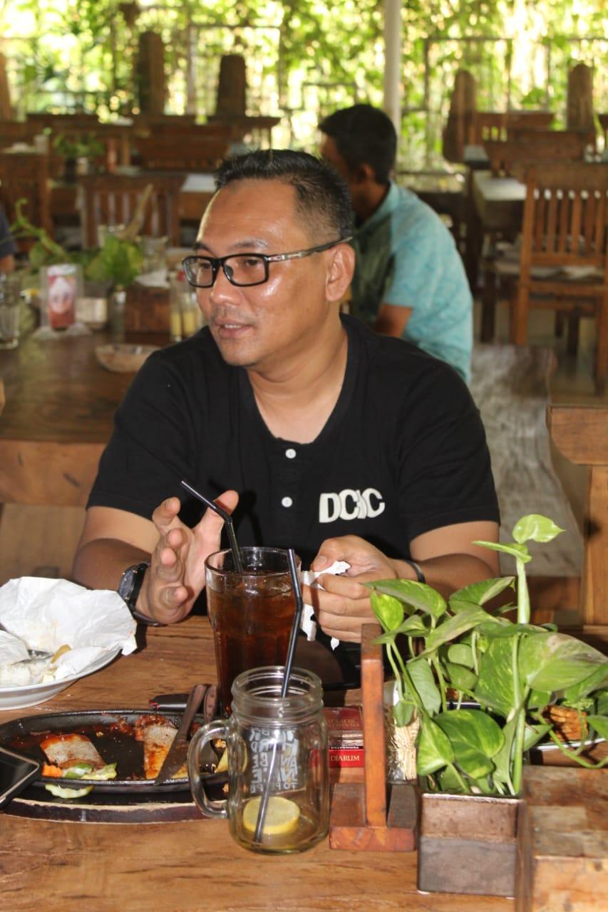 Ketua KNPI Indramayu Yoga Rahardiansyah, SH.