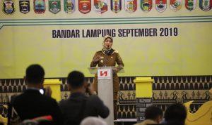 Wakil Gubernur Lampung, Chusnunia Chalim (Nunik)