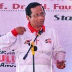 Mantan Ketua MK, Prof. Mahfud MD